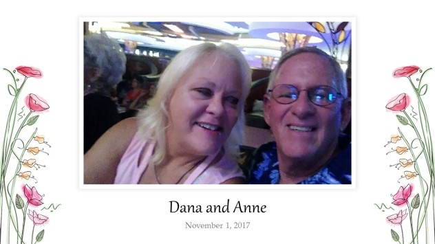 Dana and Anne