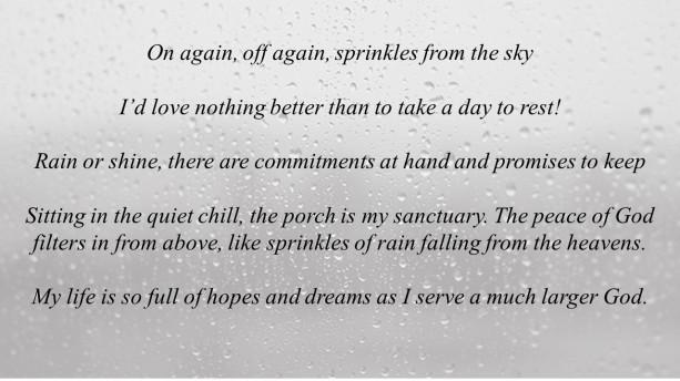 Sprinkles 1