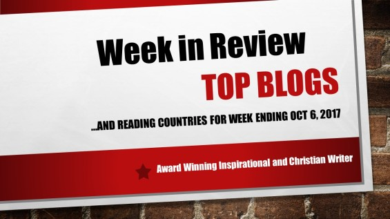 Top Blogs Oct 6 2017