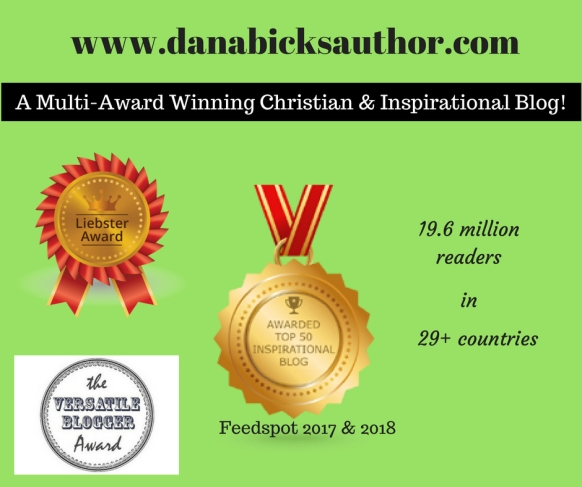 Awards for blogsite