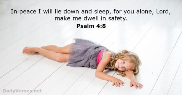 My Bride Rests verse